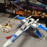 LEGO Star Wars 75149 Resistance X-Wing Fighter Set NYTF 2016