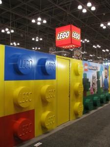 NYTF 2016 LEGO Booth - Toysnbricks