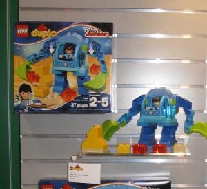 NYTF LEGO Duplo Disney Junior 10825 Miles' Exo-Flex Suit Aug2016 - Toysnbricks