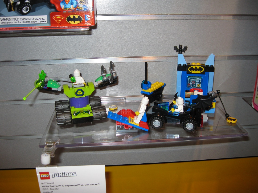 lego juniors batman and superman vs lex luthor instructions