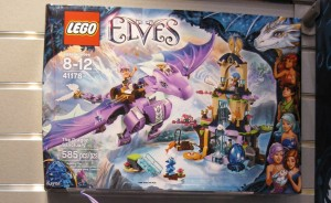 Summer 2016 LEGO Elves 41178 The Dragon Sanctuary - Toysnbricks