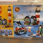 31051 Lighthouse Point August Back Box LEGO Creator NYTF 2016 - Toysnbricks