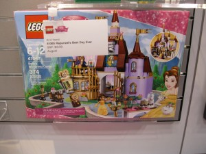 41067 LEGO Disney Princess Belle's Enchanted Castle NYTF 2016 - Toysnbricks