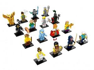 71011 LEGO Minifigures Series 15 - Toysnbricks