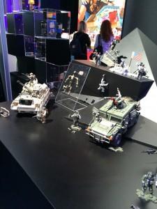 Call of Duty Mega Bloks Building Sets Mattel NYTF 2016 - Toysnbricks