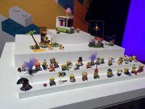 Despicable Me Mega Bloks Minions NYTF 2016 - Toysnbricks
