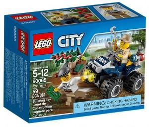 LEGO City 60065 ATV Patrol - Toysnbricks