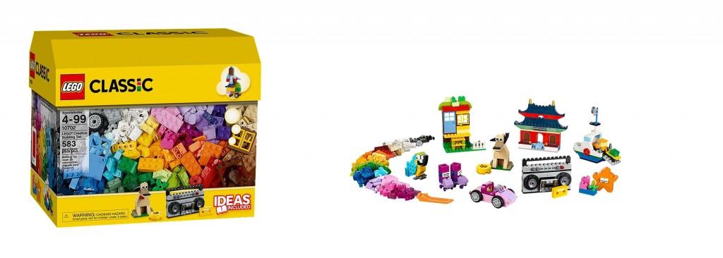 LEGO Classic 10702 Creative Building Set - Toysnbricks