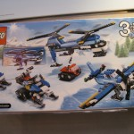 LEGO Creator 31049 Twin Spin Helicopter Back Box NYTF 2016 - Toysnbricks