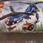 LEGO Creator 31049 Twin Spin Helicopter NYTF 2016 Box - Toysnbricks
