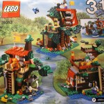 LEGO Creator 31053 Treehouse Adventures Box NYTF 2016 - Toysnbricks