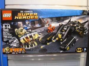 LEGO DC Comics 76055 Batman Killer Croc Sewer Smash NYTF 2016 - Toysnbricks