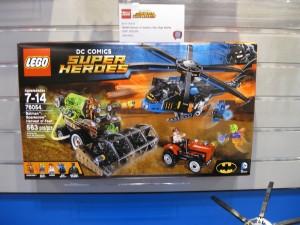 LEGO DC Comics Super Heroes 76054 Batman Scarecrow Harvest of Fear NYTF 2016 - Toysnbricks