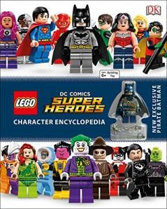 LEGO DC Comics Super Heroes Character Encyclopedia 2016 - Toysnbricks