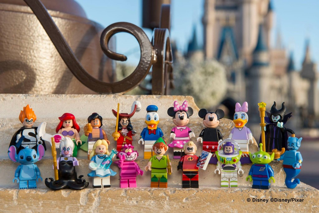LEGO Disney Collectable Minifigures 71012 - May 2016 Summer