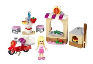 LEGO Friends 41092 Stephanie's Pizzeria - Toysnbricks