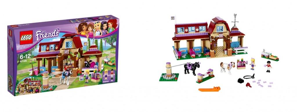 LEGO Friends 41126 Heartlake Riding Club - Toysnbricks