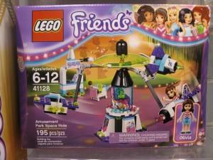 LEGO Friends 41128 Amusement Park Space Ride NYTF 2016 - Toysnbricks