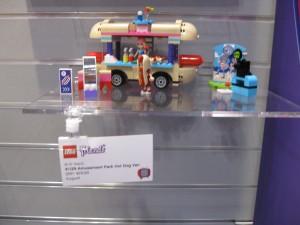 LEGO Friends 41129 Amusement Park Hot Dog Van NYTF 2016 - Toysnbricks