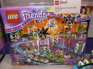 LEGO Friends 41130 Amusement Park Roller Coaster NYTF 2016 - Toysnbricks