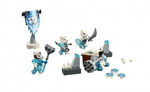 LEGO Legends of Chima 70230 Ice Bear Tribe Pack - Toysnbricks