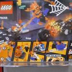 LEGO Marvel Super Heroes 76058 Spider-Man Ghost Rider Team Up Back Box NYTF 2016 - Toysnbricks