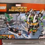 LEGO Marvel Super Heroes 76059 Spider-Man Doc Ock's Tentacle Trap NYTF 2016 - Toysnbricks