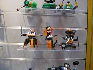 LEGO Mixels Series 9 41575 Cobrax, 41576 Spinza, 41577 Mysto NYTF 2016 - Toysnbricks