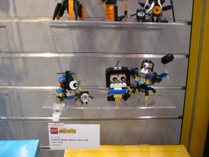 LEGO Mixels Series 9 41578 Screeno, 41579 Camsta 41580 Myke NYTF - Toysnbricks
