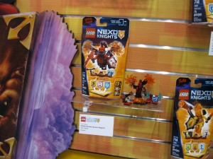 LEGO Nexo Knights 70338 Ultimate General Magmar NYTF August 2016 - Toysnbricks