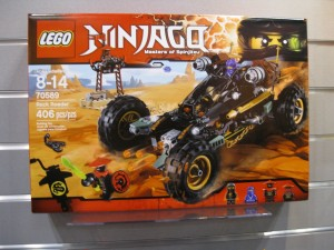 LEGO Ninjago 70589 Rock Roader Summer 2016 NYTF - Toysnbricks