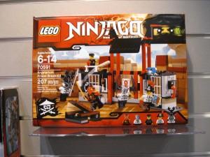 LEGO Ninjago 70591 Kryptarium Prison Breakout NYTF 2016 - Toysnbricks
