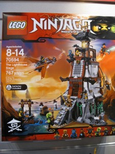 LEGO Ninjago 70594 The Lighthouse Siege NYTF 2016 - Toysnbricks