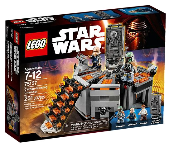LEGO Star Wars 75137 Carbon-Freezing Chamber - Toysnbricks