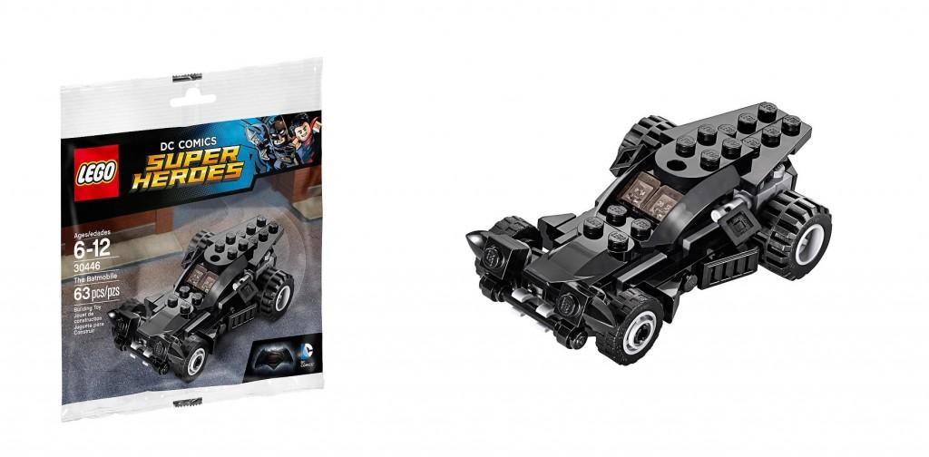LEGO Super Heroes 30446 The Batmobile Polybag Set  - Toysnbricks