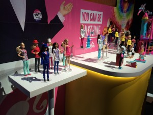Mattel Barbie Dolls Toys New York Toy Fair 2016 - Toysnbricks
