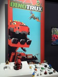 Mattel Dreamworks DinoTrux Toys NYTF 2016 - Toysnbricks