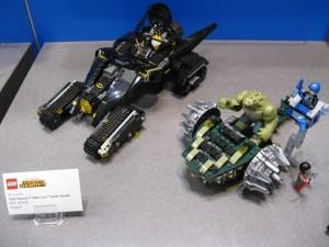 NYTF 2016 LEGO DC Comics 76055 Batman Killer Croc Sewer Smash - Toysnbricks