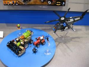 NYTF 2016 LEGO DC Comics Super Heroes 76054 Batman Scarecrow Harvest of Fear - Toysnbricks