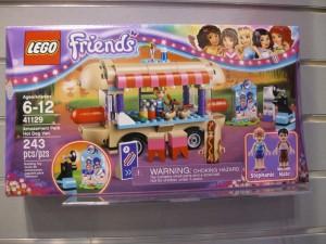 NYTF 2016 LEGO Friends 41129 Amusement Park Hot Dog Van - Toysnbricks