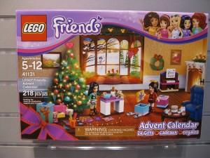 NYTF LEGO Friends 41131 Advent Calendar September 2016 - Toysnbricks