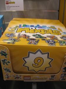 October 2016 LEGO Series 9 Mixels Yellow Box 6139034 NYTF - Toysnbricks