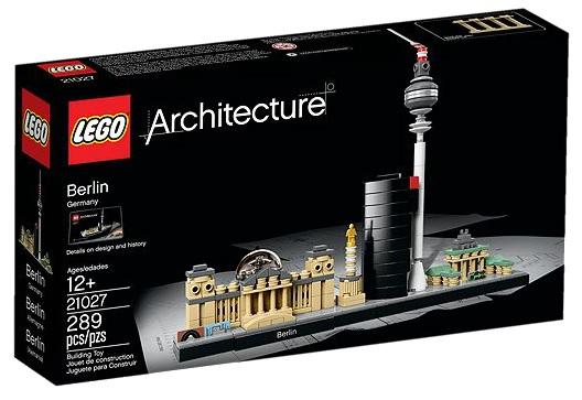 21027 LEGO Architecture Berlin - Toysnbricks