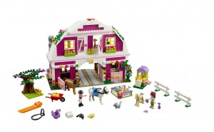 41039 LEGO Friends Sunshine Ranch - Toysnbricks