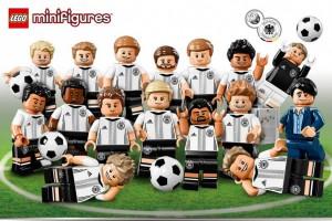 71014 LEGO Minifigures Series DFB Team (Pre)
