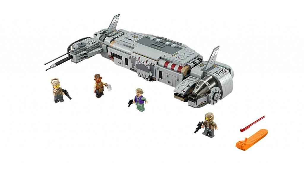 75140 LEGO Star Wars Resistance Troop Transporter - Toysnbricks