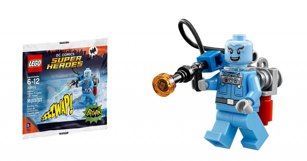 LEGO 30603 DC Comics Super Heroes Batman Classic TV Series - Mr. Freeze - Toysnbricks