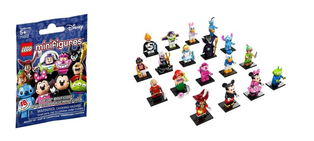 LEGO 71012 The Disney Series Collectable Minifigures - Toysnbricks