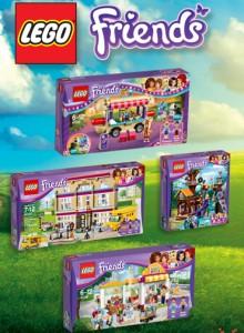 LEGO Friends Heartlake Performance School 41134 (Pre)