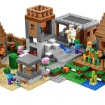 LEGO Minecraft 21128 The Village Set Details 2 - Toysnbricks